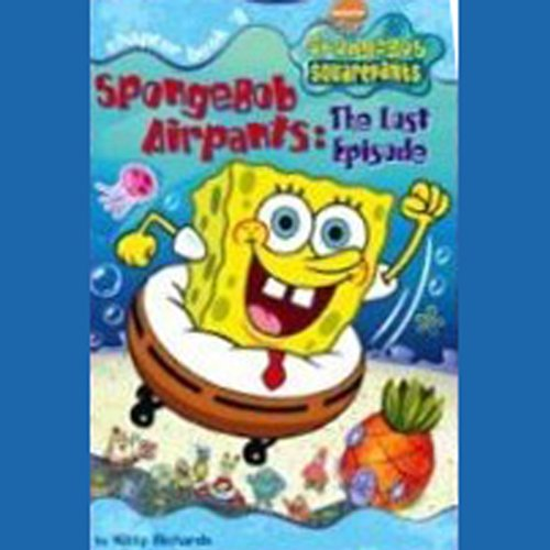 SpongeBob Square Pants - The Lost Episode, Book 8 audiobook cover art