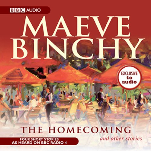 The Homecoming and Other Stories audiobook cover art