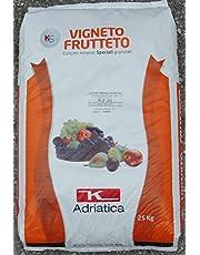 Kappa 28/8 -Abono con bajo contenido en cloro a base de potasio (28%), magnesio (8%) y azufre (23%), bolsa de 25kg