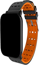 RENLEINBSHOUHUAN 1 3 INCH Waterproof Smart Watch Smart Band Calorie Step Counter with Connected GPS Tracker  Color   Orange