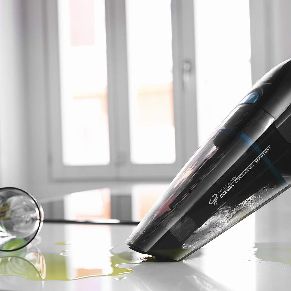 Cecotec Aspirador de Mano Conga Immortal ExtremeSuction 22,2 V ...