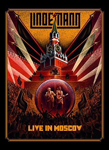Live in Moscow (Blu-Ray)