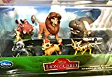 Disney officiel La Garde Lion 6 Figurine Playset