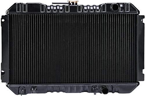 radiador nissan fabricante Spectra Premium