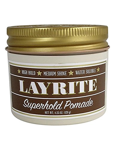Hawleywoods Layrite Super Hold Deluxe Pomade 4 Oz Personal Healthcare / Health Care by USA