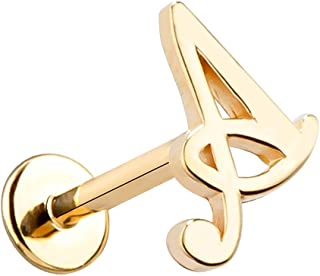 f helix piercing