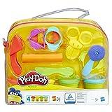 Play-Doh - Pate A Modeler - Mon Premier Kit - avec 4 Pots de pâte à Modeler