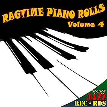Rare Jazz Records - Ragtime Piano Roll, Vol. 4