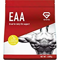 GronG(グロング) EAA 必須アミノ酸 レモン風味 1kg