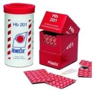 HemoCue Hb 201 Hemoglobin Microcuvettes, 100/bx