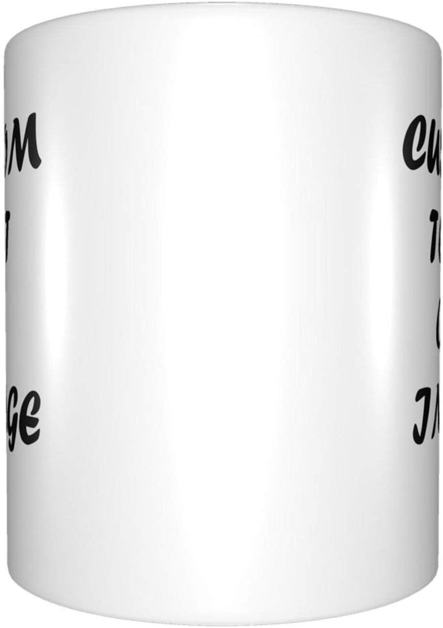 Alimentare e arredo Regalo San Valentino Idee Originali Festa del pap/à Festa della mamma Nsipan Tazza di caff/è Stampa la Tua Foto su Tazza Personalizzata Modello Mug in Ceramica per Uso Regalo
