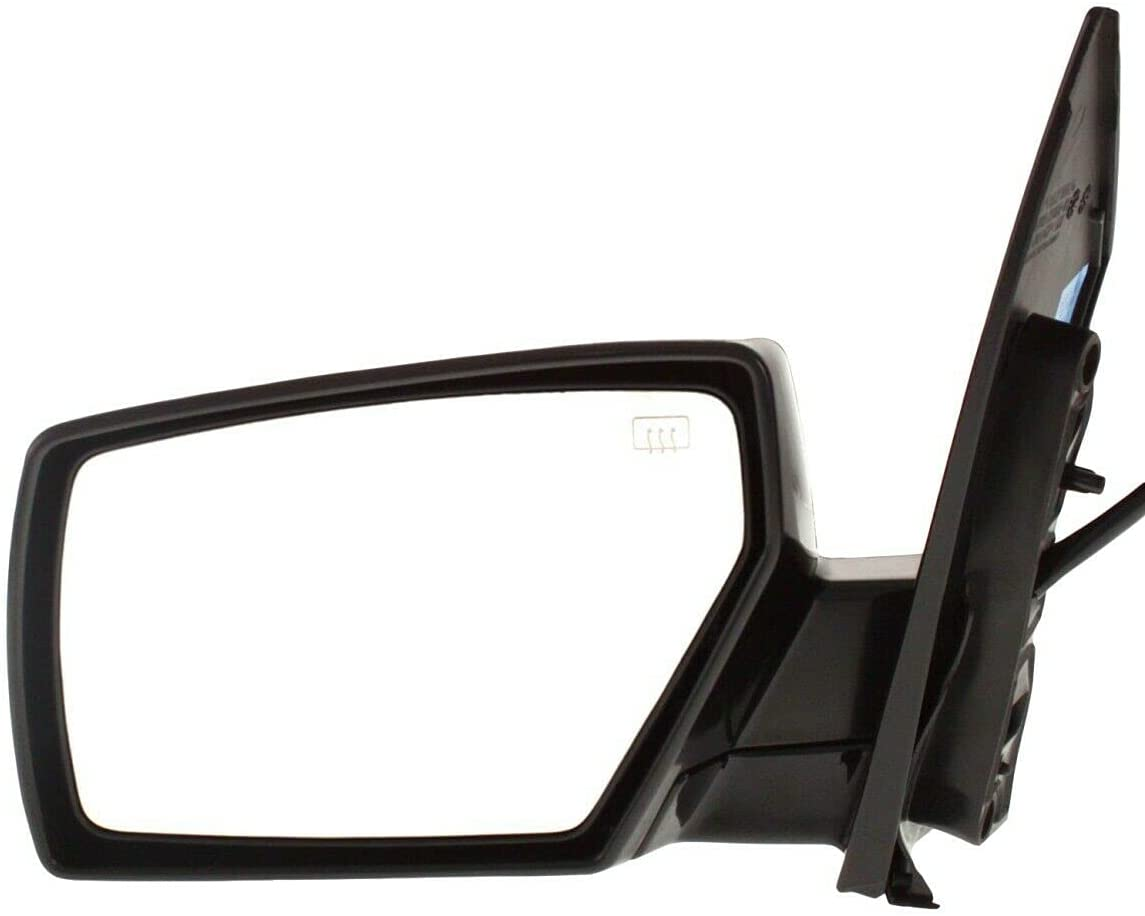 Mirror Left Hand Side Heated Driver with Compatible Qu Nissan LH Ranking Brand new TOP18