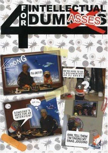 DJ QBERT - FOR INTELLECTUAL DUMB ASSES