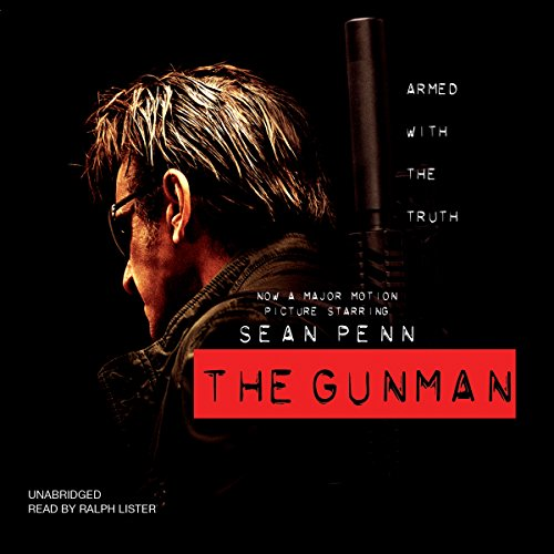 The Gunman audiobook cover art