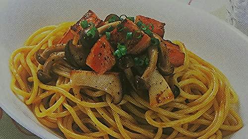 シマダヤ ゆであげ生パスタ もちもち 太麺 2.2mm ミニダブル 220g×20P 冷凍 スパゲッティー