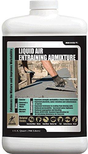 Akona Liquid Air Entraining Admixture - Qt. (1 Pack)