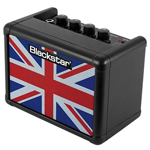 Blackstar Fly 3 Union Jack Gitarren-Verstärker Schwarz