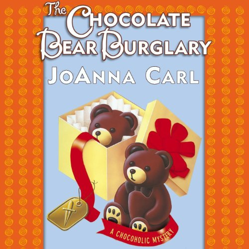 The Chocolate Bear Burglary audiobook cover art