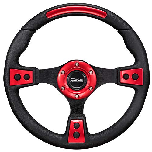 Roykaw Golf Cart Steering Wheel