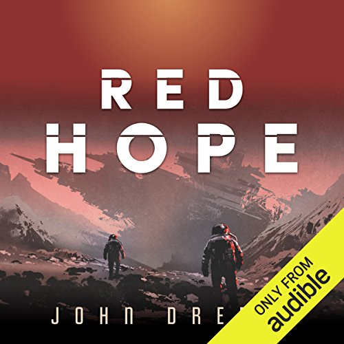 Red Hope audiobook cover art