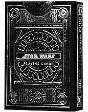 Star Wars Dark Side Silver Edition Oyun Kartı Siyah