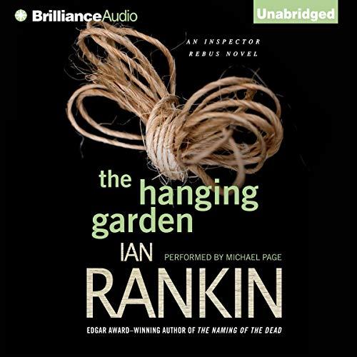The Hanging Garden Audiobook By Ian Rankin cover art