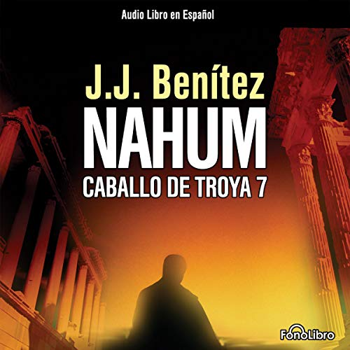 Nahum audiobook cover art