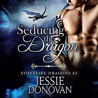 Seducing the Dragon audiobook cover art