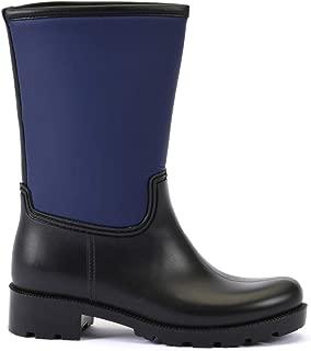 ESEM B0003 Yağmur Botu Kadın Ayakkabı Lacivert