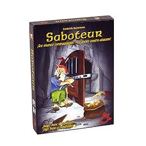 Saboteur 2 : Expansion La Venganza De Los Enanos: Amazon.es: Juguetes y juegos