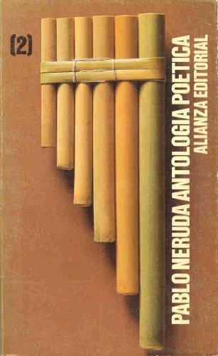 Antologia poetica; t.2 (Alianza Editorial)