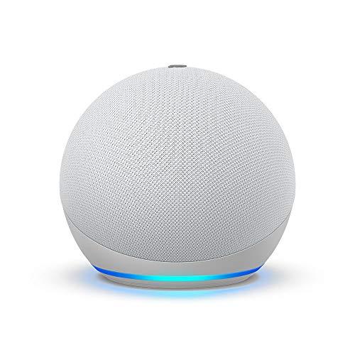 Nuevo Echo Dot (4ta Gen) - Bocina inteligente con Alexa - Blan