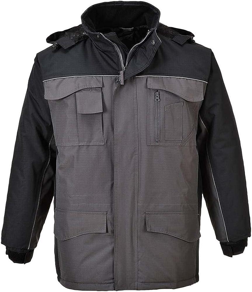 Portwest Workwear Mens Ripstop Parka