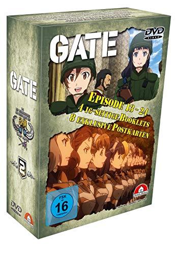 Gate - Staffel 2 - Gesamtausgabe - [DVD]