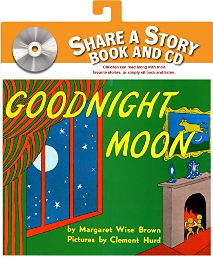 Goodnight Moon Book and CDの詳細を見る