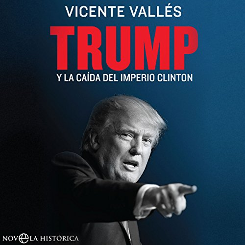 Trump (Spanish Edition) audiobook cover art