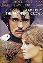 Far from the Madding Crowd (1967) (DVD)