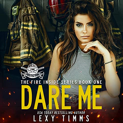 Dare Me Audiobook By Lexy Timms cover art