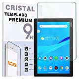 REY Protector de Pantalla para Lenovo MiiX 510 12', Cristal Vidrio Templado Premium, Táblet