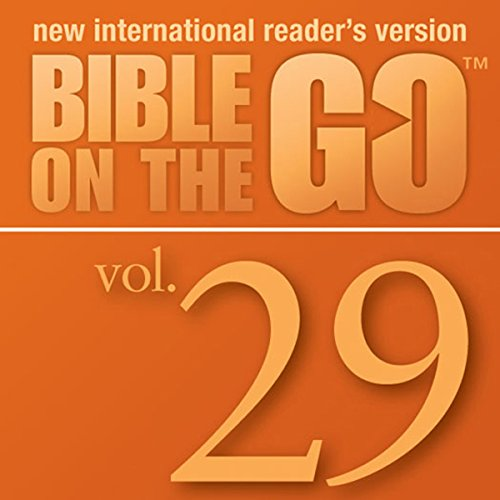 Bible on the Go, Vol. 29: Teaching about Wisdom (Proverbs 1-3, 15, 22, 24; Ecclesiastes 1-3, 12) cover art