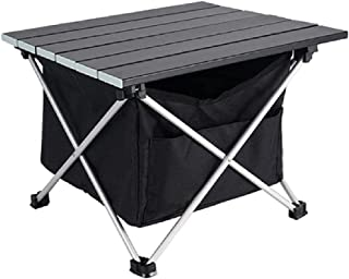 HMHMVM Table Pliante extérieure Rangement Panier Suspendu Sac de Rangement étanche Bureau de Pique-Nique Pique-Nique Campi...