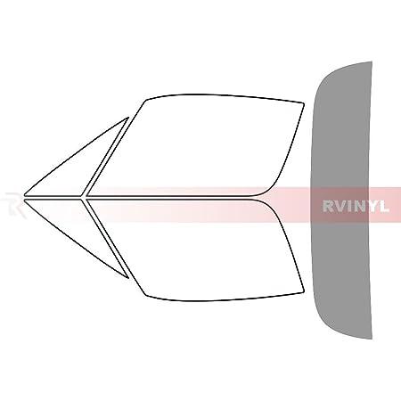 Rtint Window Tint Kit for Honda Prelude 1997-2001 Back Kit 20/%