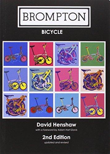 Brompton Bicycle by David Henshaw (2011-10-01)