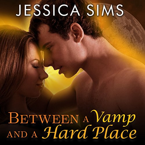 Between a Vamp and a Hard Place audiobook cover art
