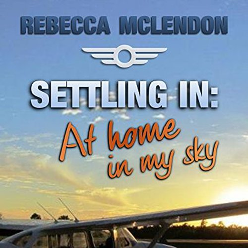 Settling In audiobook cover art