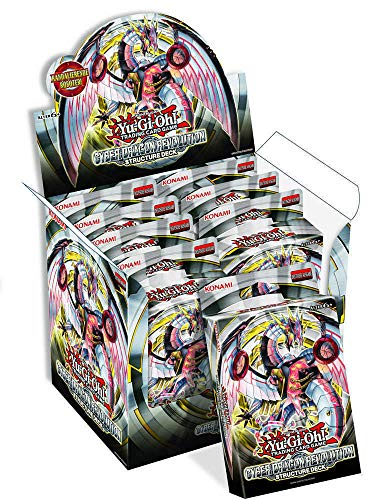 Yugioh! Structure Deck Cyber Dragon Revolution Deutsch