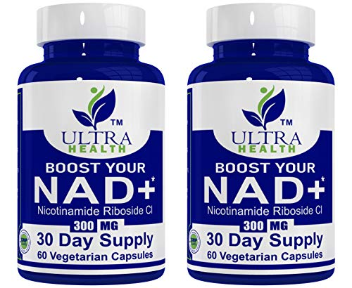 :: Best Price // Best Value :: Nicotinamide Riboside (NR) 300mg/Serving, Cellular/DNA Repair, Immune System Booster, NAD+ Supplement, High Grade Pharmaceutical, Tru nicotinamide riboside Chloride.