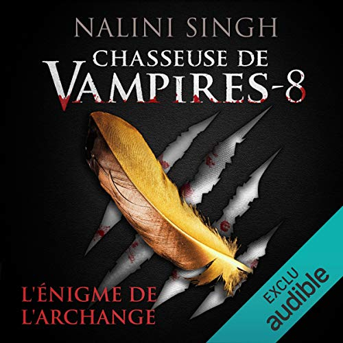 L'énigme de l'archange audiobook cover art