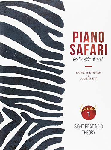 Piano Safari: Older Beginner Level 1 Pac
