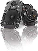 """Infinity Kappa 4""""x6"""" 2-Way Loudspeakers-Pair (Black) photo"""